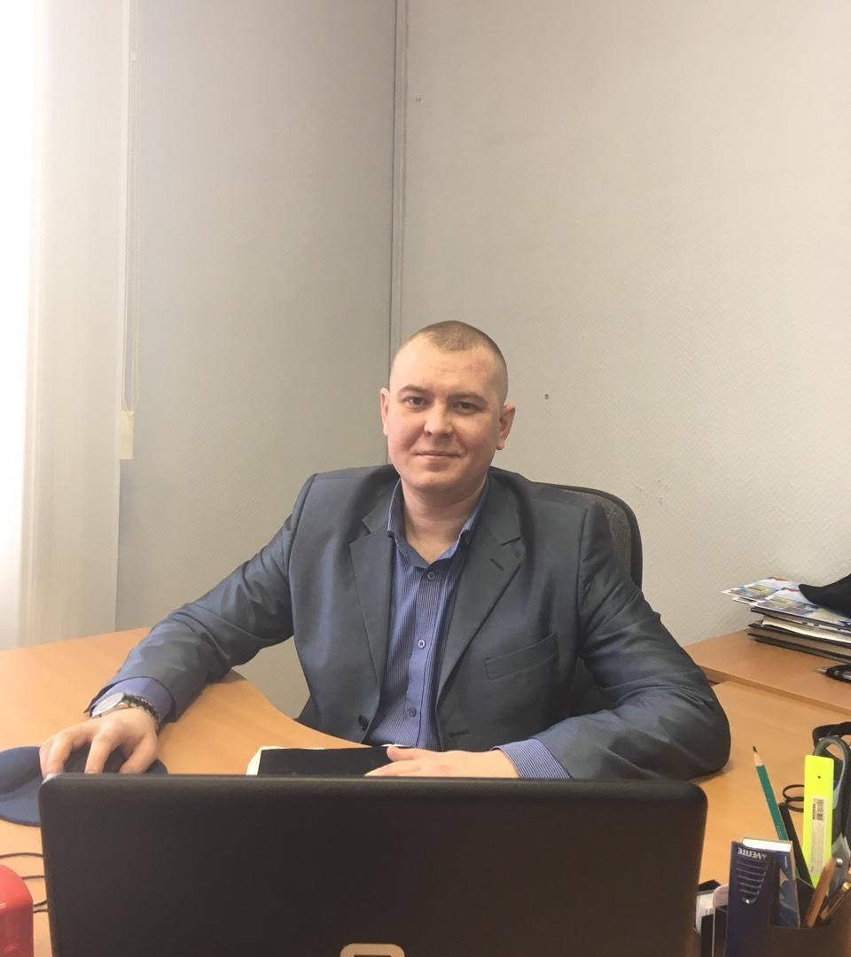 Чупраков Максим Сергеевич