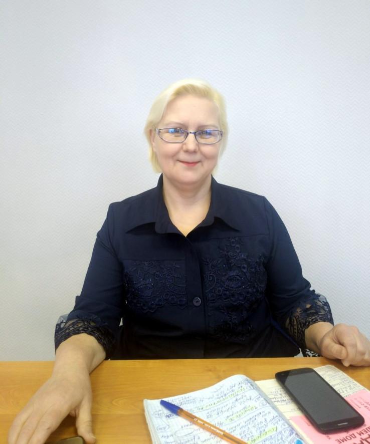 Плещева Ирина Владиславовна